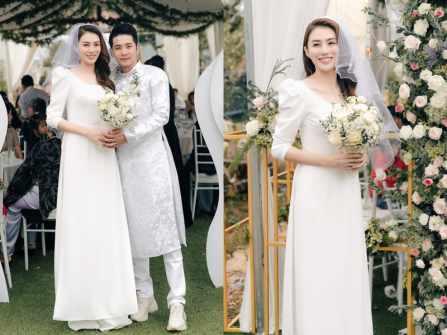 """Lê Hà """"The Face"""" tổ chức lễ đính hôn với bạn trai đại gia"""