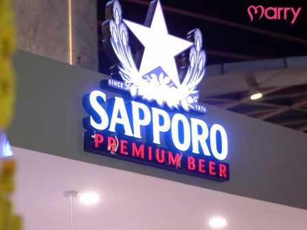 Sapporo - Vị ngon tuyệt hảo cho cảm xúc thăng hoa