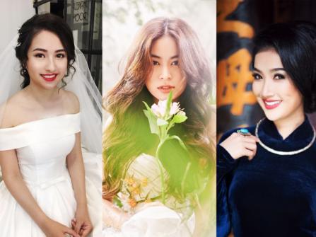Đa dạng xu hướng makeup tại Marry Excellence Awards 2018