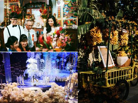 Cùng Marry Excellence Awards điểm danh những xu hướng trang trí tiệc cưới đẹp nhất năm