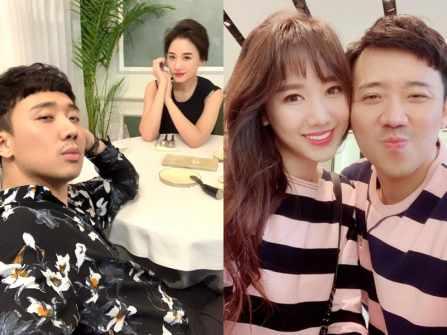 """Hari Won ngọt ngào cảm ơn Trấn Thành vì đã """"yêu tôi 3 năm"""""""