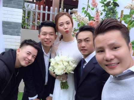 Cường Đô La bất ngờ cùng Đàm Thu Trang tổ chức đám hỏi
