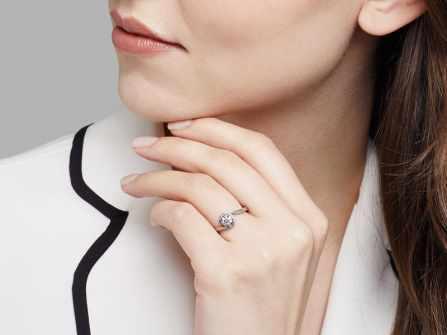 Chiếc nhẫn đính hôn yêu thích tiết lộ gì về bạn?