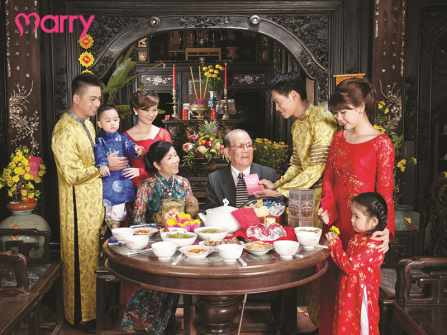 Nàng dâu mới nên chọn quà Tết gì tặng gia đình chồng?
