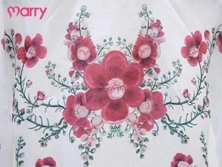 Rạng rỡ sắc Xuân với những mẫu áo dài duyên dáng từ Hà Cúc