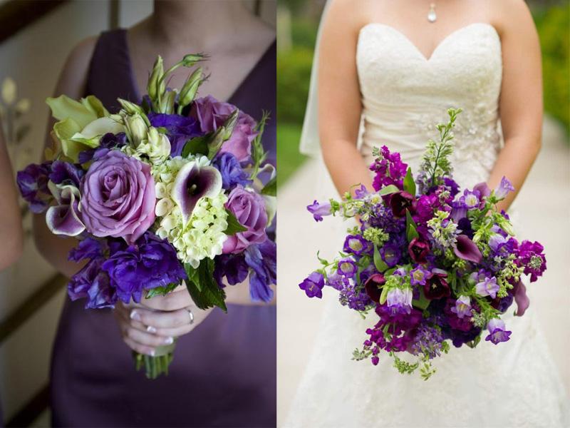 hoa cưới tháng 2 5