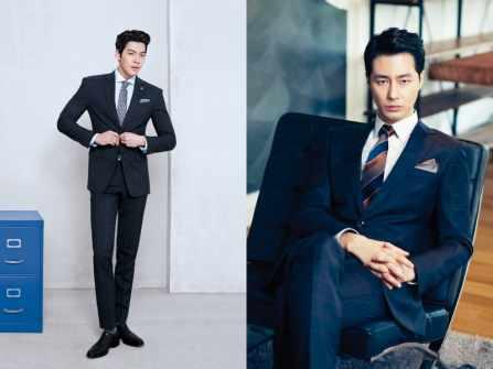 Tuyệt chiêu chọn vest cưới nam hoàn hảo chuẩn sao Hàn