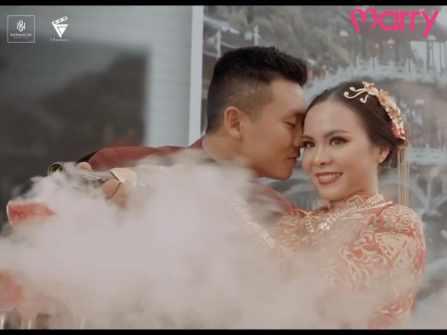 [Real wedding] Phóng sự cưới ngọt ngào