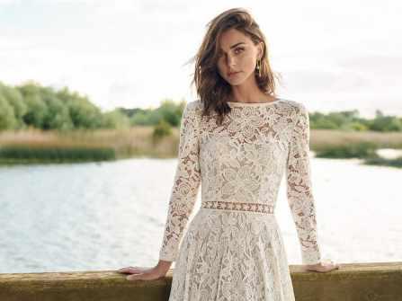 Marylise Wedding Dresses 2019: Sự hòa lẫn thú vị giữa cổ điển - hiện đại