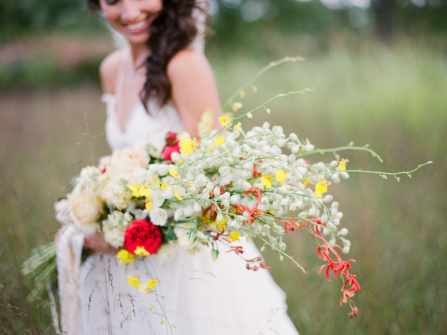 Thông điệp từ 25 loài hoa cưới phổ biến hàng đầu (P1)