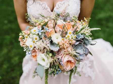 Thông điệp từ 25 loài hoa cưới phổ biến hàng đầu (P2)