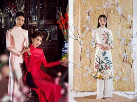 3 xu hướng áo dài cưới đơn giản mà vẫn nổi bật cho nàng dâu mới