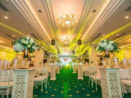 Lựa chọn Pavillon – 5 sao cho tiệc cưới hoàn hảo
