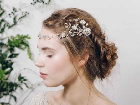 Chọn trang sức cưới bohemian cho nàng dâu cá tính