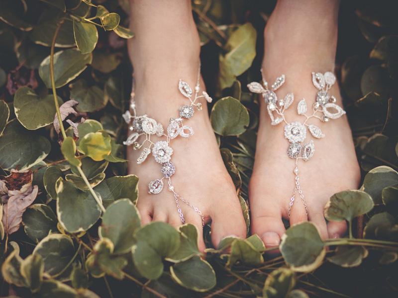trang sức cưới bohemian 5