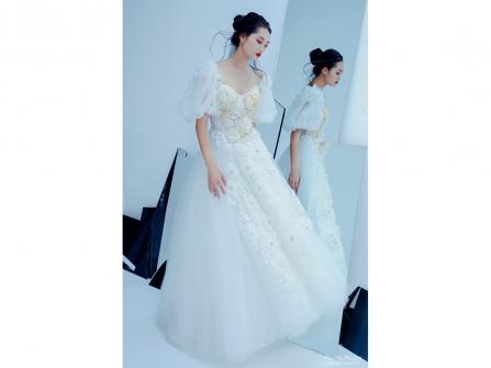 Bạn mong ước gì cho chiếc váy cưới trong mơ