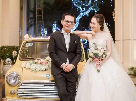 """Tham gia triển lãm """"Dear Love"""" để nhận ưu đãi 25% mua vest cưới cao cấp của DEZI"""