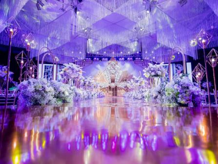 Xu hướng trang trí sân khấu tiệc cưới mới nhất năm 2019