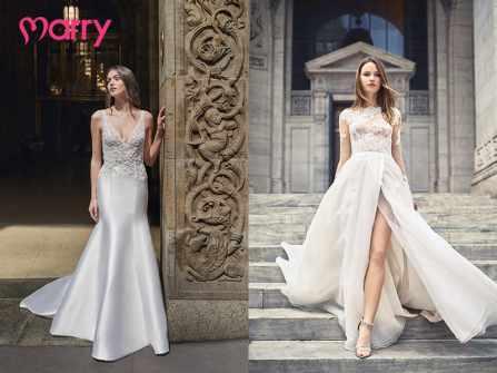 Bliss Monique Lhuillier Bridal 2020: Nàng công chúa thanh tao giữa đời thường
