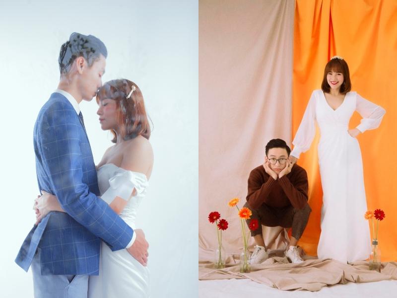 Điểm danh 5 phong cách chụp ảnh cưới đang