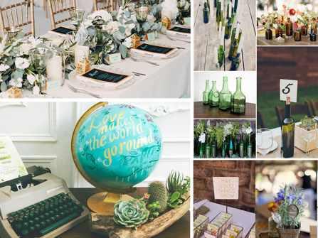 Thử thách #Greenwedding: Tiệc cưới thân thiện môi trường
