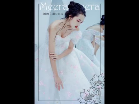 Áo cưới Meera Meera ra mắt BST váy cưới đẹp nhất 2019-2020