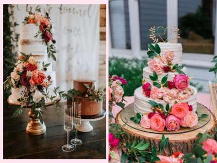 Thoả mắt ngắm bánh kem cưới tuyệt đẹp trên thế giới