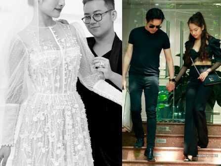 Dương Khắc Linh dắt bạn gái đi thử váy cưới cho hôn lễ 2-6 sắp tới