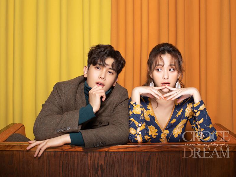 Croce Wedding: Phong cách chụp ảnh cưới Hàn Quốc nhẹ nhàng, tươi tắn