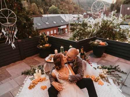 Ảnh cưới tại Đức Bianca và Chris