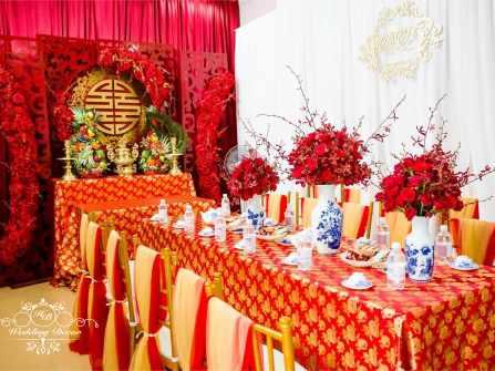 HB Wedding Decor - Trang Trí Nhà Ngày Cưới