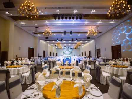 Trung tâm hội nghị tiệc cưới TDG Center