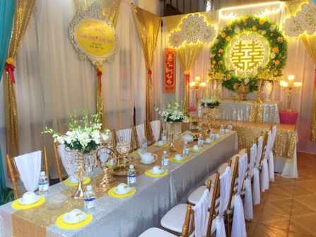 Dịch Vụ Trang Trí Cưới Hỏi BMT - An Nhiên Wedding