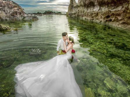 Ảnh cưới Vĩnh Hy MrluStudio