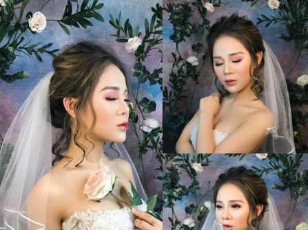 Trang điểm cô dâu tại Long Biên