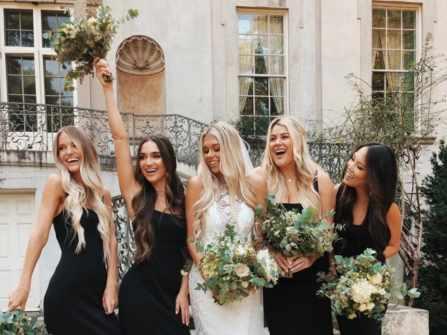 7 ý tưởng tạo nên sự khác biệt cho váy của dàn phù dâu