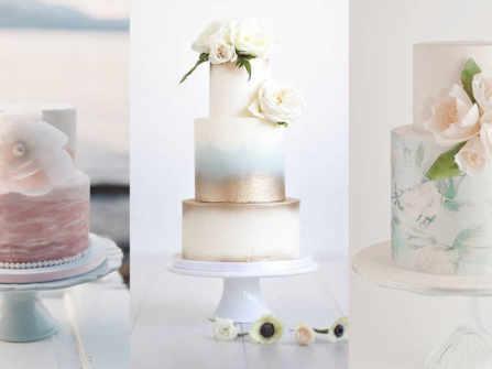 Gợi ýxu hướng bánh cưới mới nhất cho năm 2020