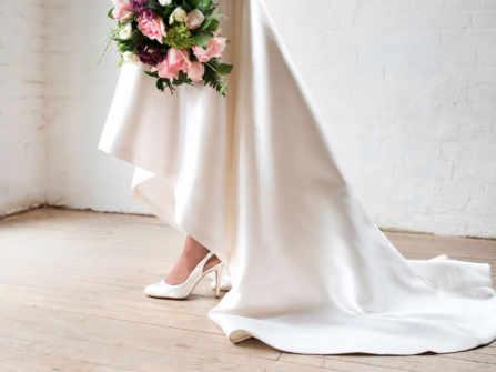 Những nguyên tắc để có đôi giày cưới hoàn hảo