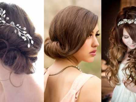 20 kiểu tóc cô dâu đẹp và lộng lẫy nhất cho mùa cưới