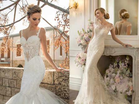 Bí quyết chọn váy cưới cô dâu phù hợp với dáng người