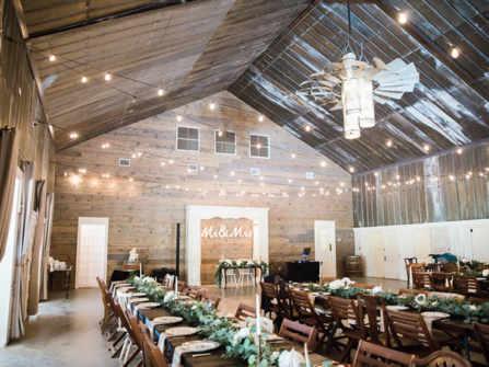 Những phong cách trang trí tiệc cưới được ưa chuộng nhất năm 2020