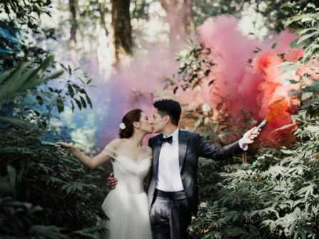Những phụ kiện sẽ tạo nên sự khác biệt cho ảnh cưới của bạn