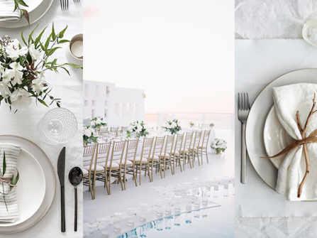 Ýtưởng tổ chức đám cưới tối giản và sang trọng cho cặp đôitrong năm 2020