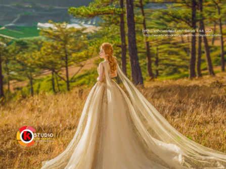 Studio chụp ảnh cưới đẹp Đà Lạt 2020