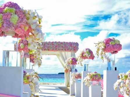 6 màu sắc đám cưới phổ biến và ý nghĩa của từng màu có thể bạn chưa biết