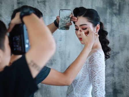 18 việc bạn cần làm trước khi đến gặp chuyên gia trang điểm cô dâu