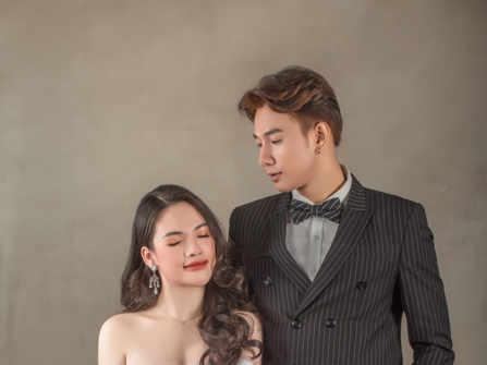 Chụp hình cưới Studio Hàn Quốc