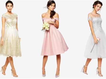 7 kiểu váy phù dâu mới mẻ mà bạn có thể lựa chọn cho ngày cưới của mình