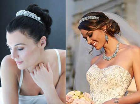 9 loại phụ kiện tóc cô dâu được yêu thích nhất hiện nay