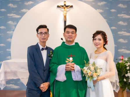 Album Phóng sự lễ cưới của cặp đôi Phụng - Thảo